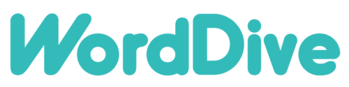 WordDive logo